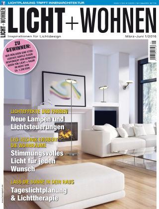 Licht + Wohnen 01/2016