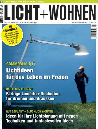 Licht + Wohnen 02/2016