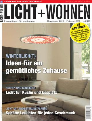 Licht + Wohnen 04/2016