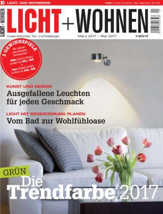 Licht + Wohnen 01/2017