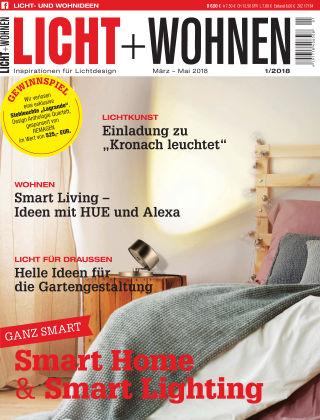 Licht + Wohnen 01/2018