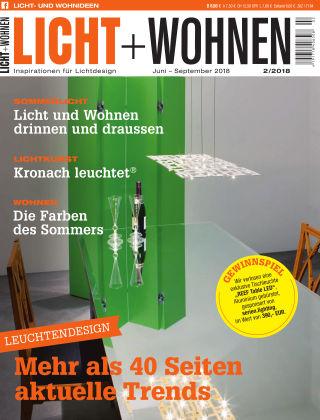 Licht + Wohnen 02/2018