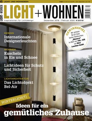 Licht + Wohnen 4-2019