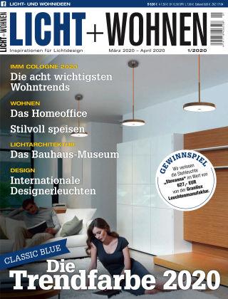 Licht + Wohnen 01-2020