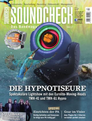 SOUNDCHECK 04/2017