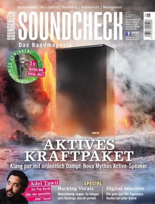 SOUNDCHECK 06/2017