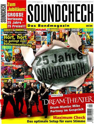 SOUNDCHECK 09-2009
