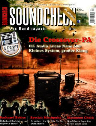 SOUNDCHECK 09-2015