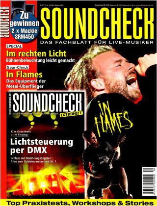 SOUNDCHECK 10-2008