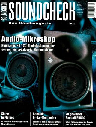 SOUNDCHECK 10-2011