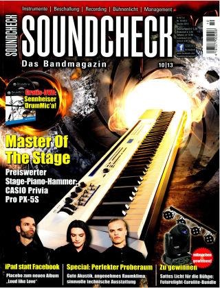 SOUNDCHECK 10-2013