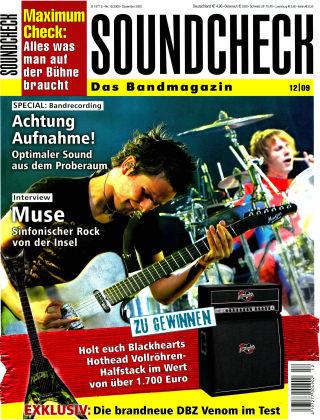 SOUNDCHECK 12-2009