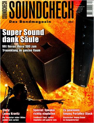 SOUNDCHECK 12-2011