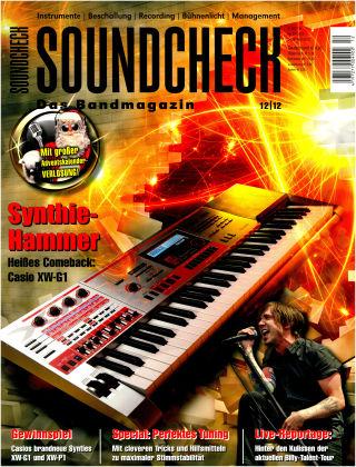 SOUNDCHECK 12-2012