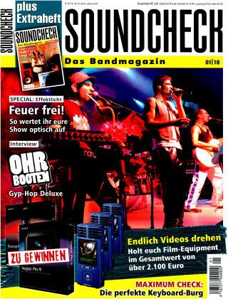 SOUNDCHECK 01-2010