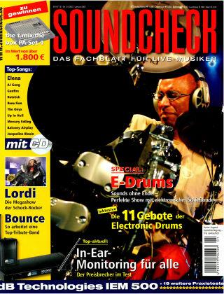 SOUNDCHECK 01-2007
