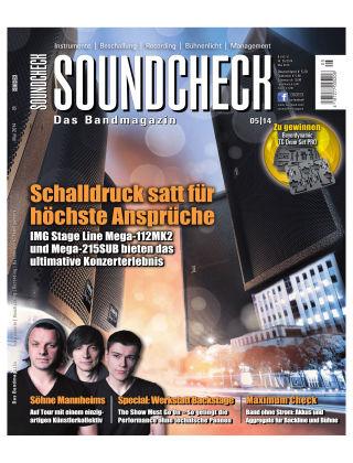 SOUNDCHECK 05-14