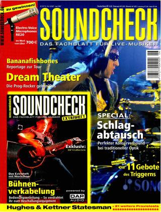 SOUNDCHECK 06-07