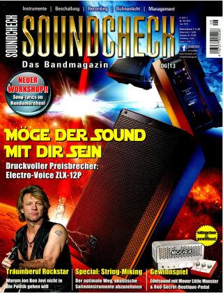 SOUNDCHECK 06-13