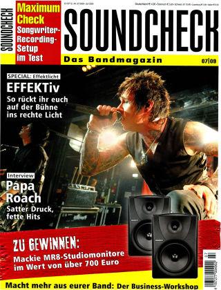 SOUNDCHECK 07-09