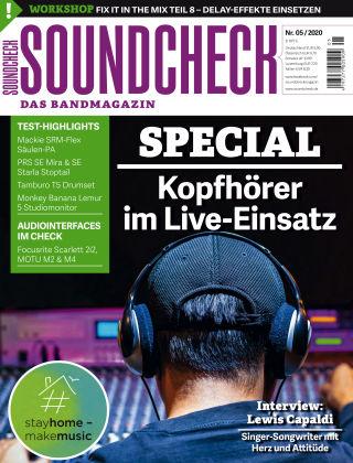SOUNDCHECK 05-2020