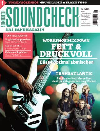 SOUNDCHECK 01-21