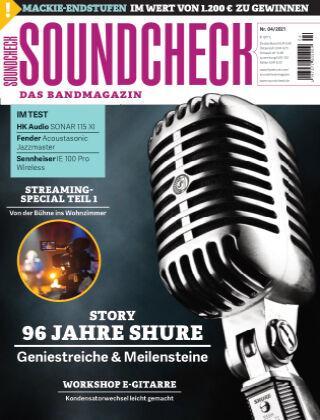 SOUNDCHECK 04-21