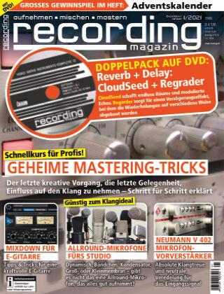 Recording Magazin 2021-01