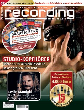 Recording Magazin 2021-05