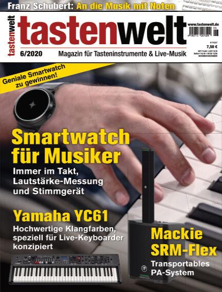 Tastenwelt October 14, 2020 00:00