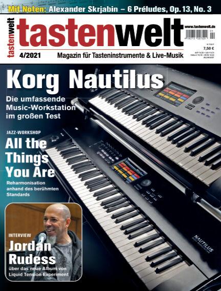 Tastenwelt July 31, 2021 00:00