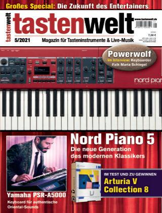 Tastenwelt 2021-05