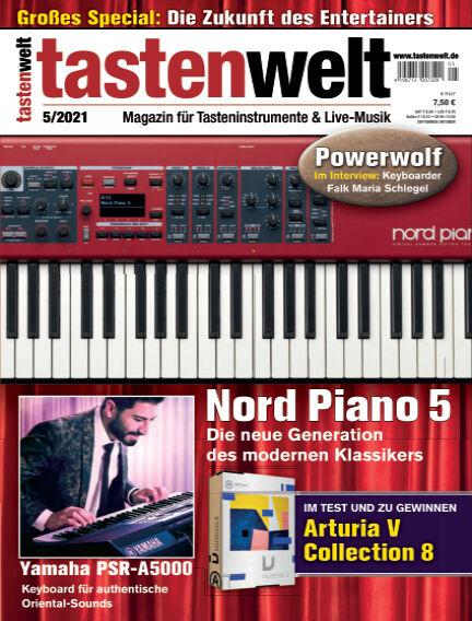 Tastenwelt August 11, 2021 00:00