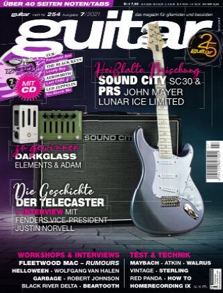Guitar 2021-07