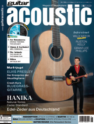 Guitar acoustic 2020-06