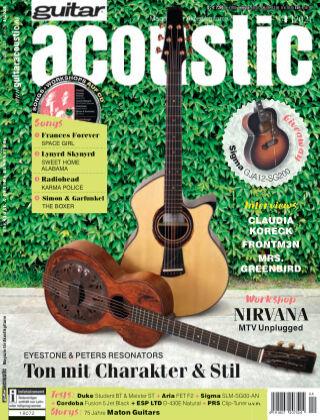 Guitar acoustic 2021-04