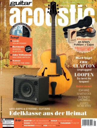 Guitar acoustic 05-2021
