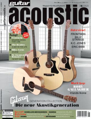 Guitar acoustic 2021-06