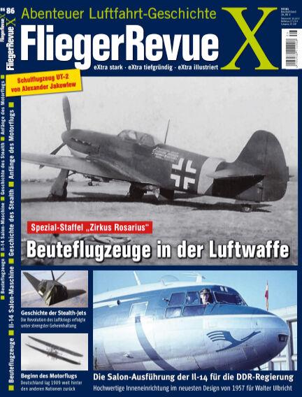FliegerRevue X November 20, 2020 00:00