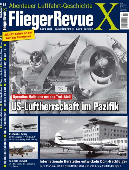 FliegerRevue X March 19, 2021 00:00