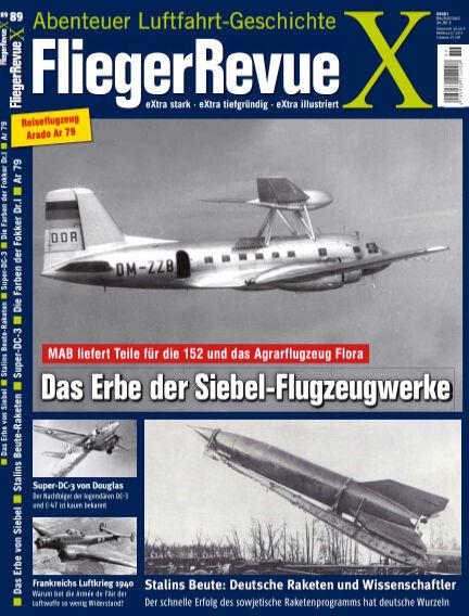 FliegerRevue X May 21, 2021 00:00