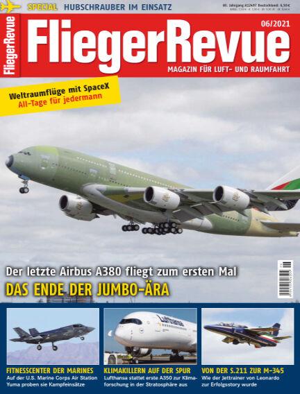 FliegerRevue May 07, 2021 00:00