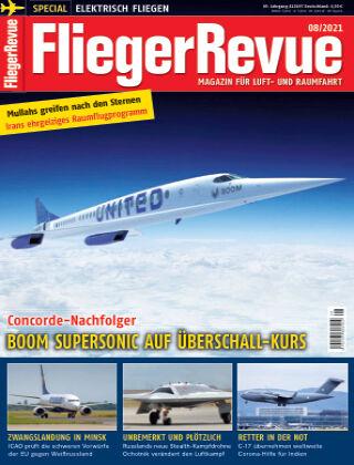 FliegerRevue 2021-08