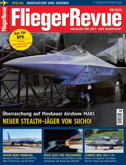 FliegerRevue August 06, 2021 00:00