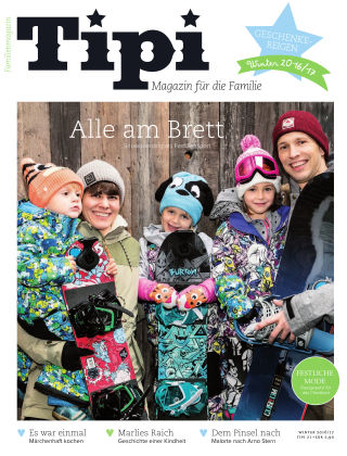 Tipi Winter 2016