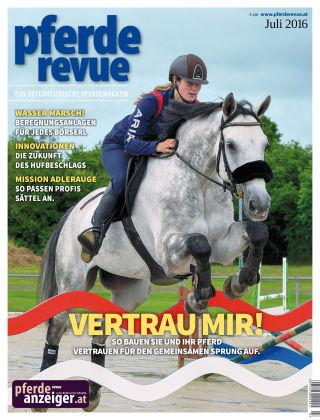 Pferderevue 07/2016
