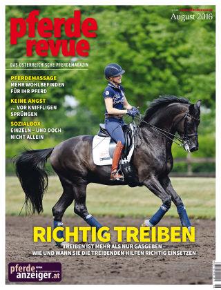Pferderevue 08/2016