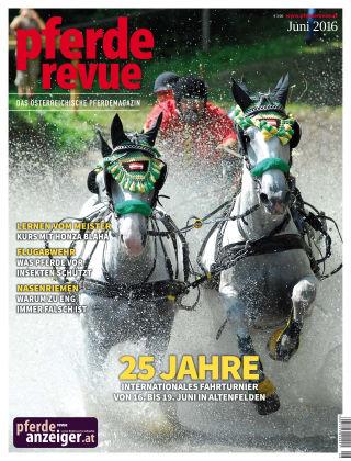 Pferderevue 06/2016