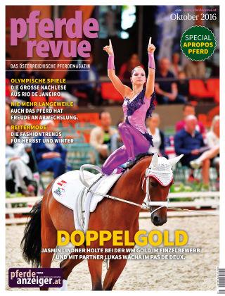 Pferderevue 10/2016