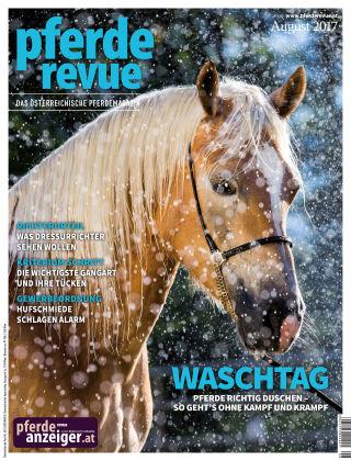 Pferderevue 08/2017